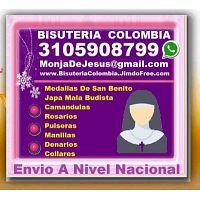 ? Bisuteria Colombia, Rosarios, Camandulas, Pulseras, Denarios, Collares, Manillas, Medallas San Ben