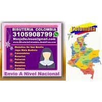 ? Bisuteria Colombia, Camandulas, Rosarios, Denarios, Pulseras, Collares, Manillas, Medalla San Beni