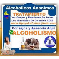 ? AA. Alcoholicos Anonimos, Alcoholismo, Tratamiento, Grupos, Reuniones, Psicologos, Bogota, Cali