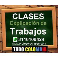 Profesor particular Contabilidad Finanzas Excel Estadistica en Medellin Clases particulares