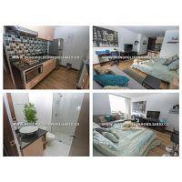 rento apartamento amoblado en el poblado cód. 14778