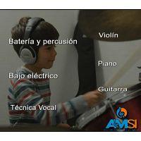 AMSI TU ESCUELA DE MÚSICA Y ARTES PLÁSTICAS