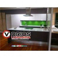 vidrio cocina integral