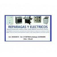 reparacion de estufas, hornos, calentadores cel 3003028272