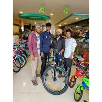 hero cycle showroom/Hero cycle