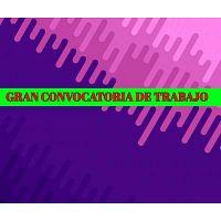 CONVOCATORIA DE TRABAJO PARA PERSONAL MIXTO  SIN EXPERIENCIA